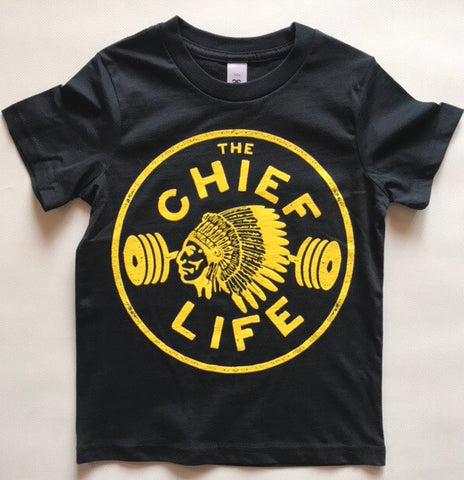 Kids Chief Shirts