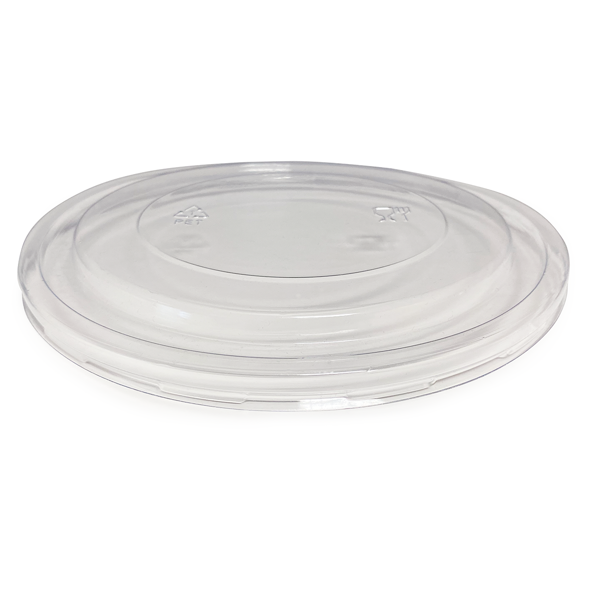 Simply Kraft Multi-food Bowl Lid - 1000ml/1300ml