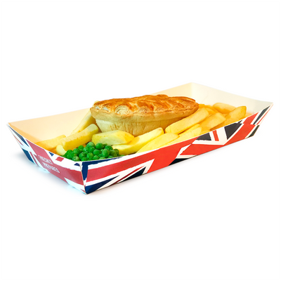 The Best Of British / Union Jack Large Tapered Tray