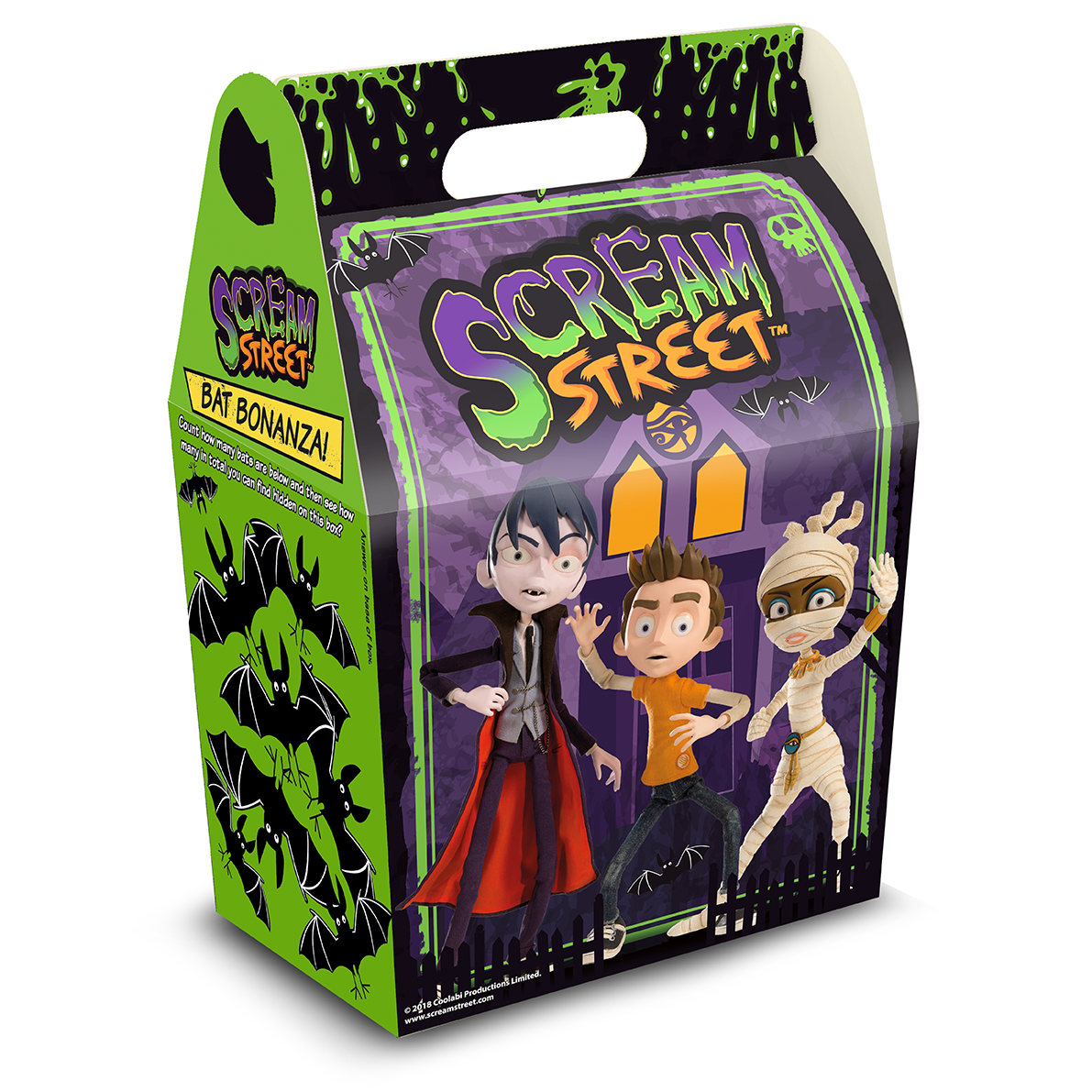 Scream Street - Meal Kit