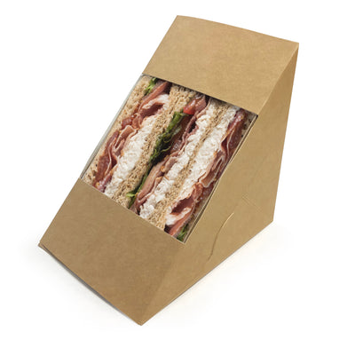 Simply Kraft Triple Same Day Sandwich - 95mm