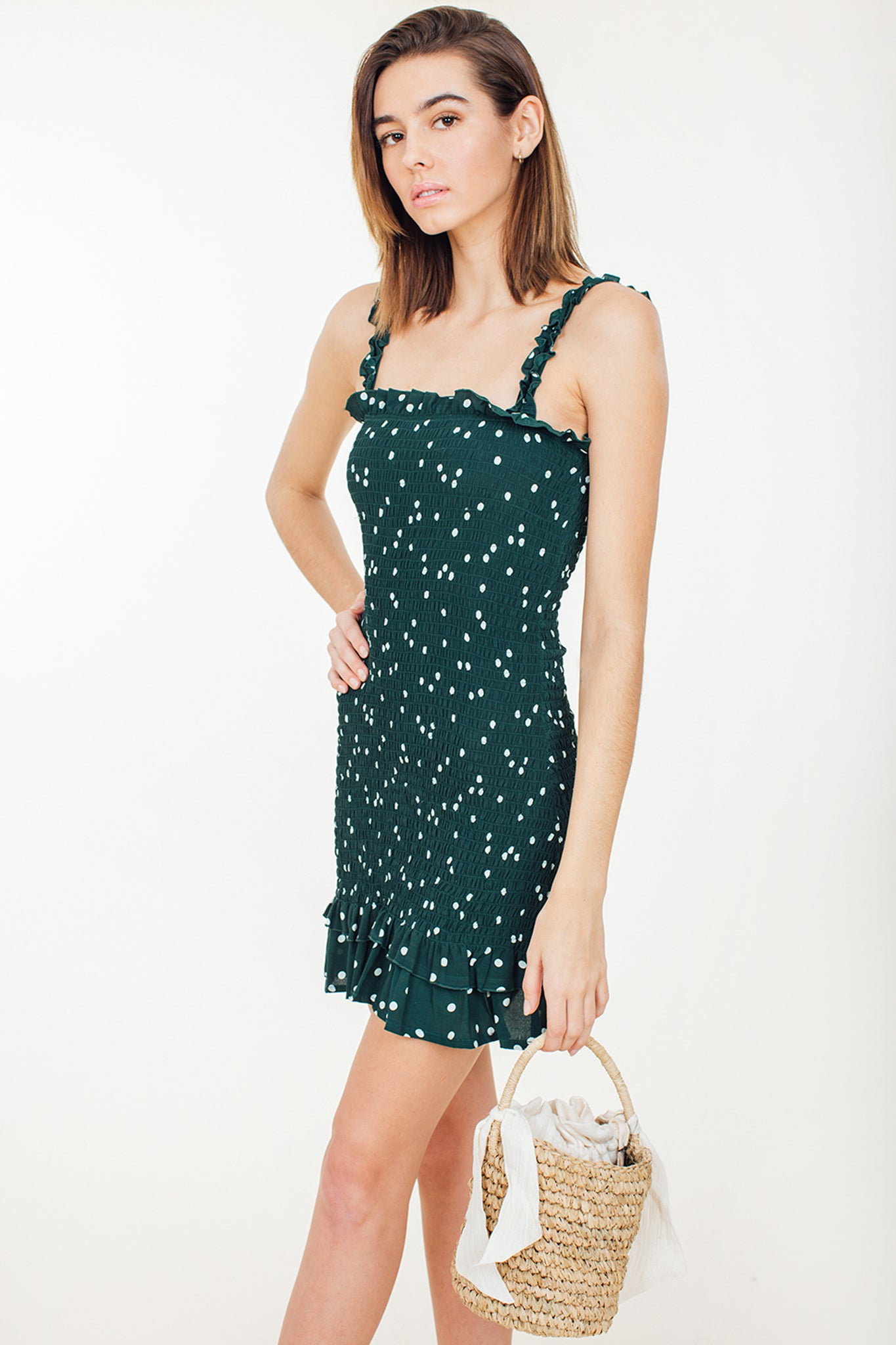 Del Mar Dress - Wylie Grey