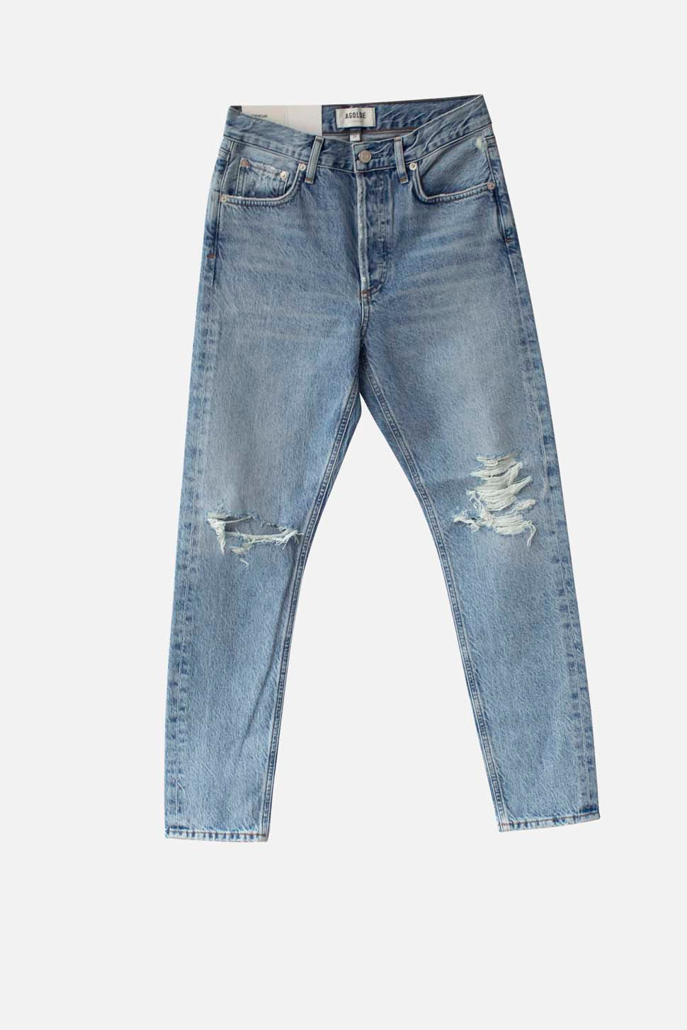 Jamie High Rise Jeans 1