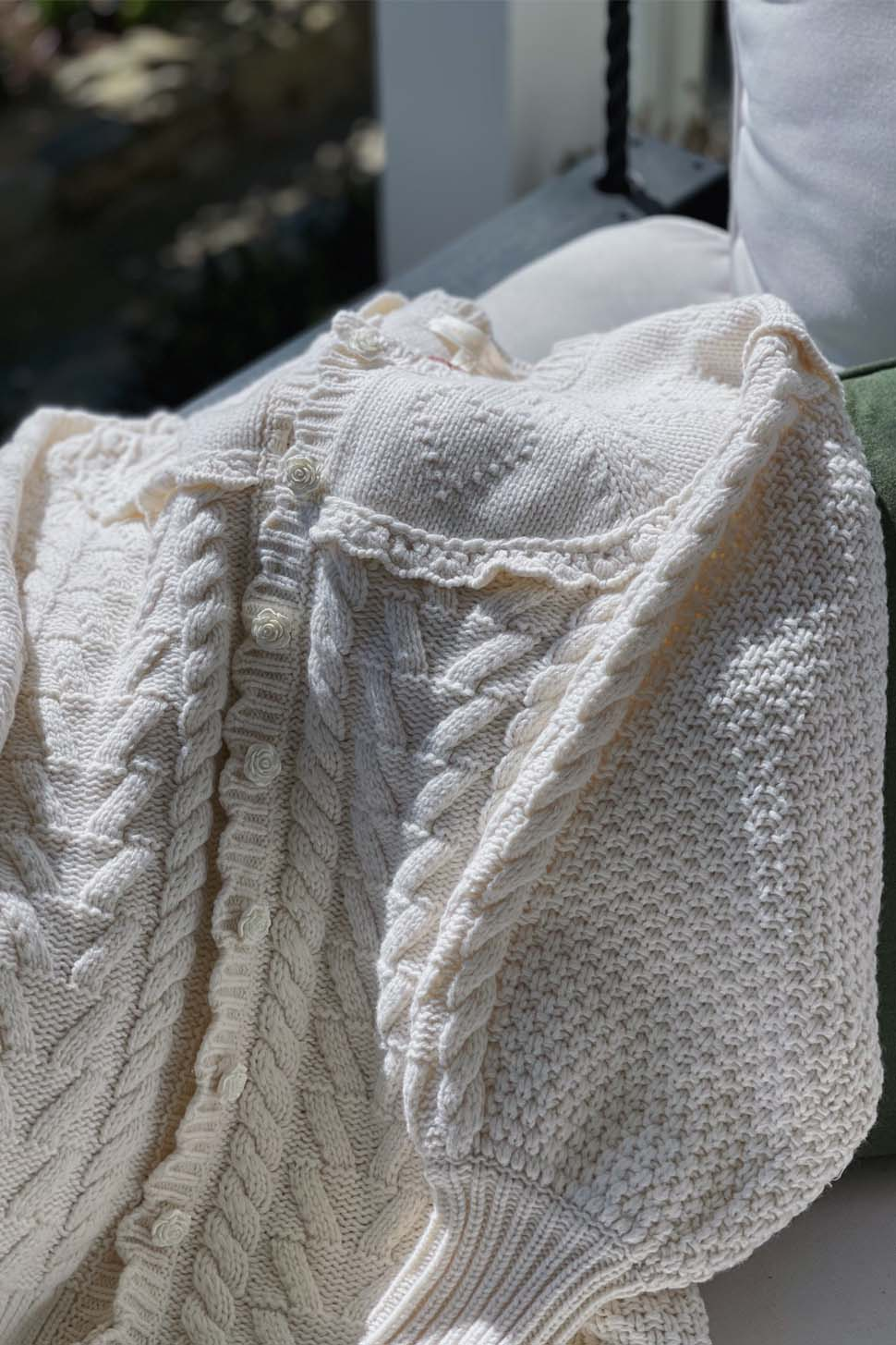 Lake Boyfriend Cardigan 1