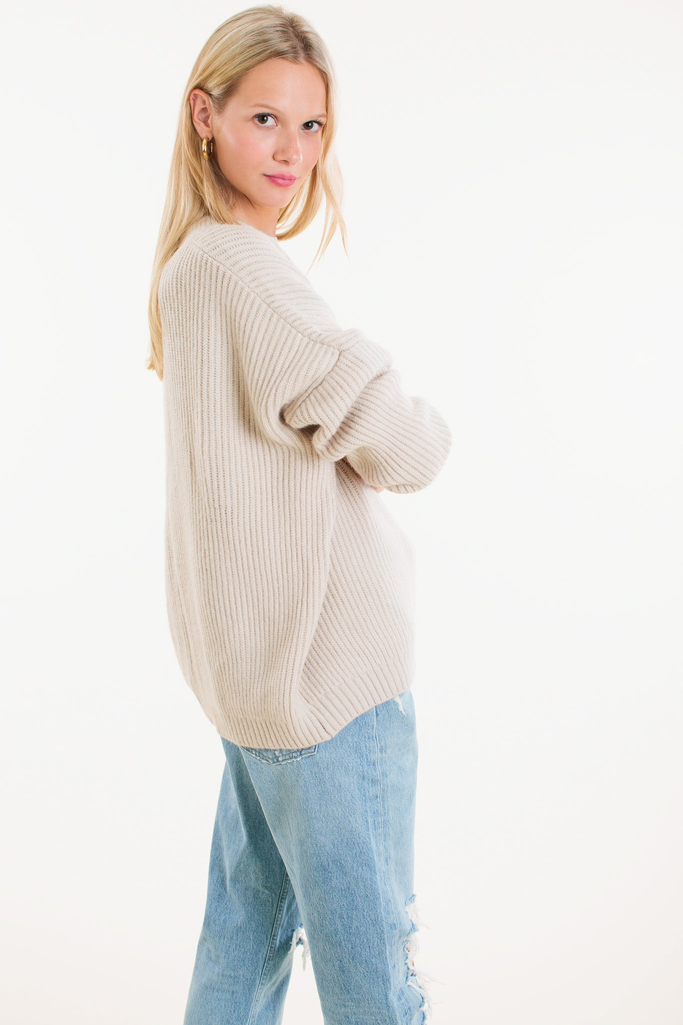 Chloe Knitted Sweater 5