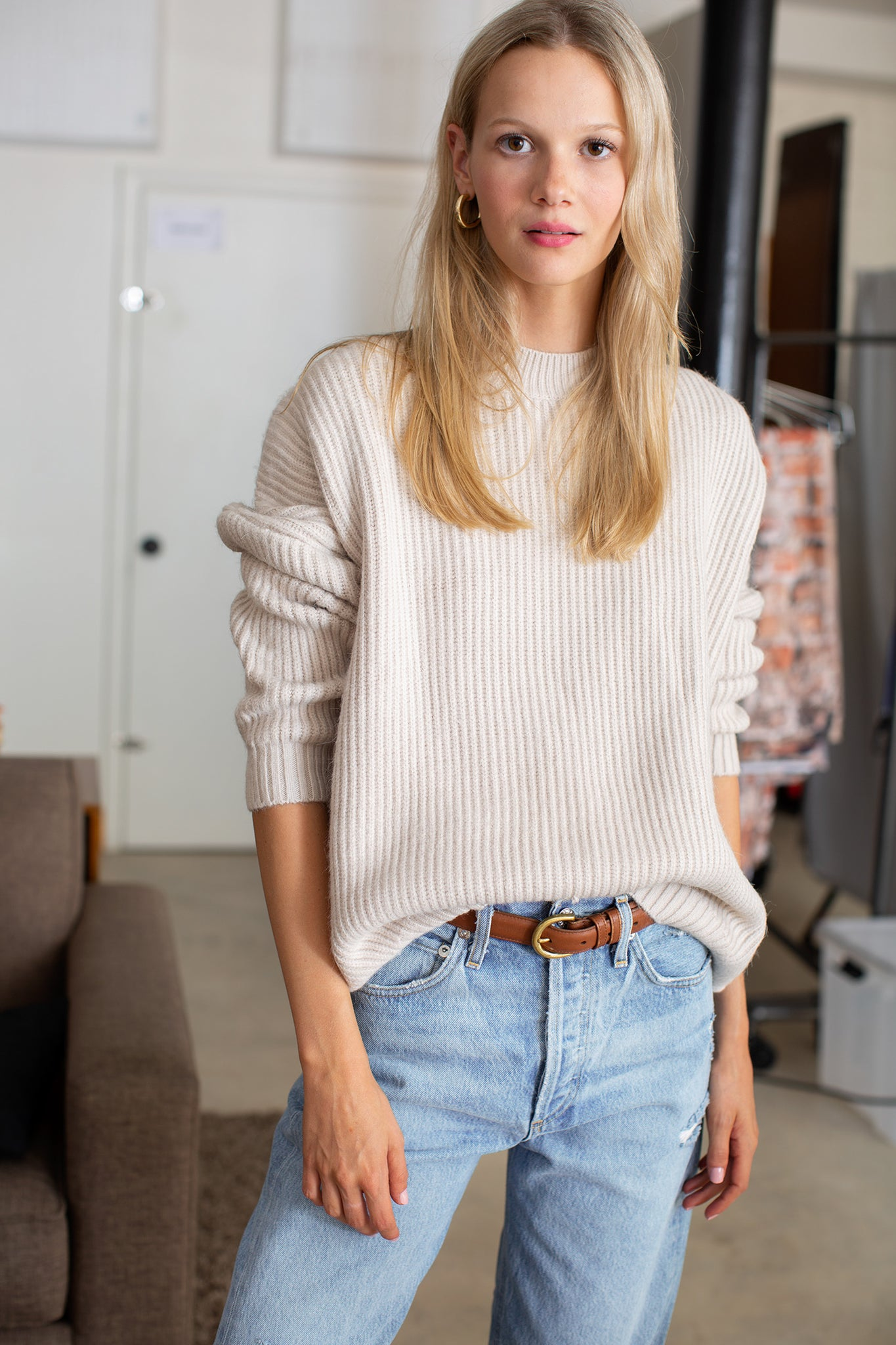 Chloe Knitted Sweater 2