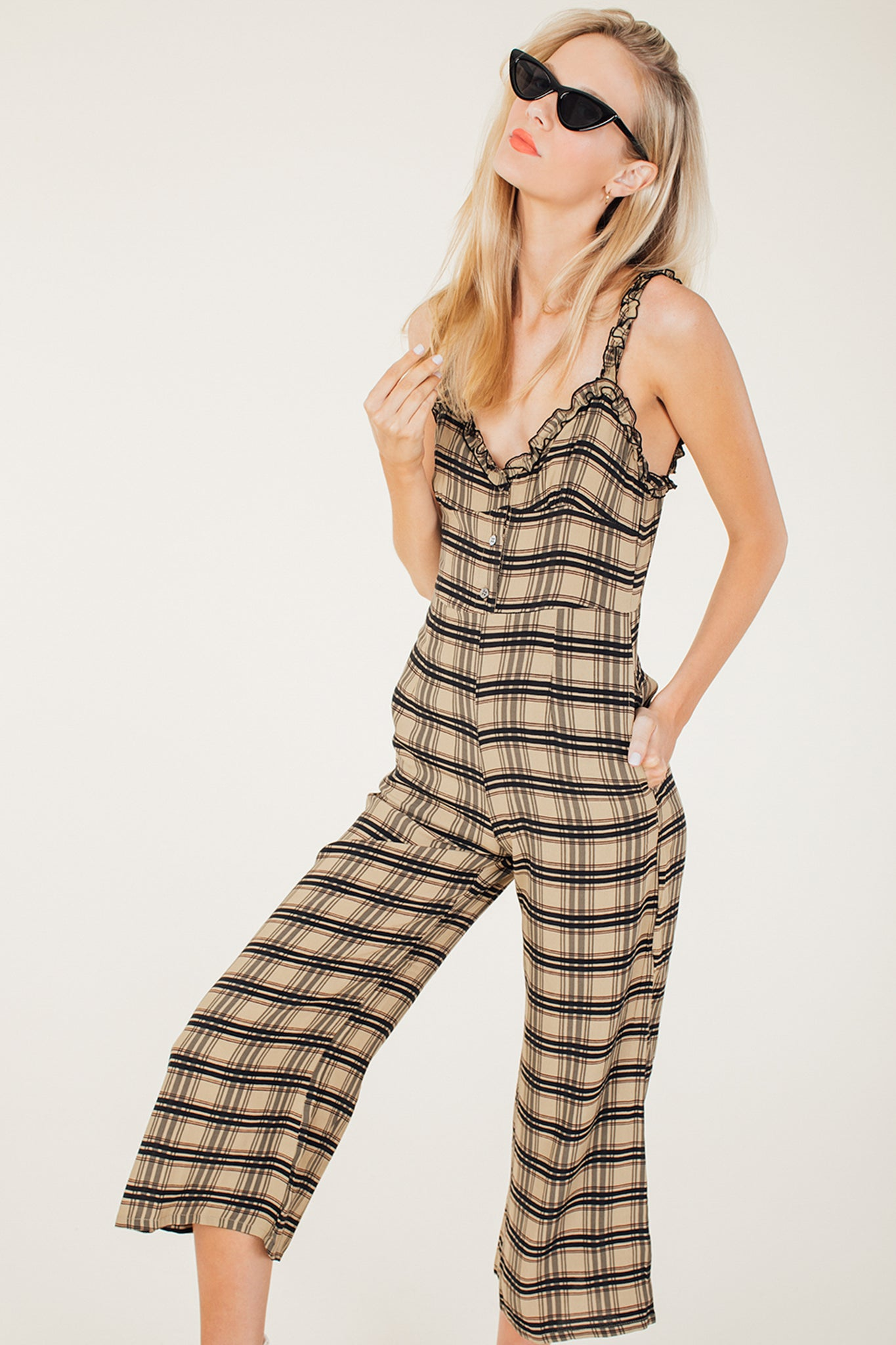 Cancun Jumpsuit