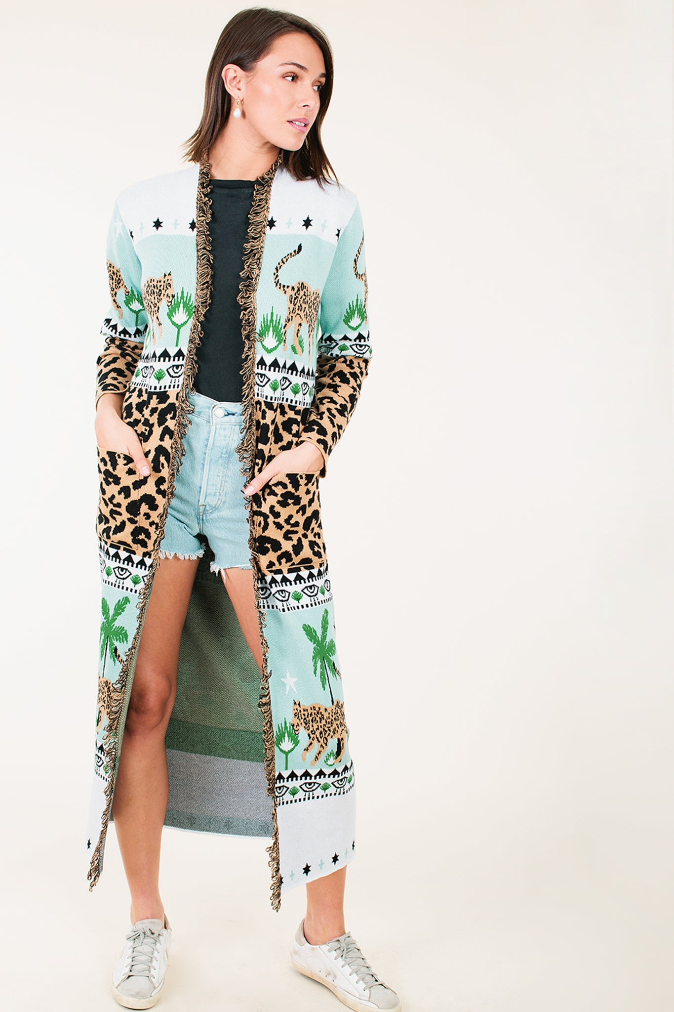 Leopardess Duster 3