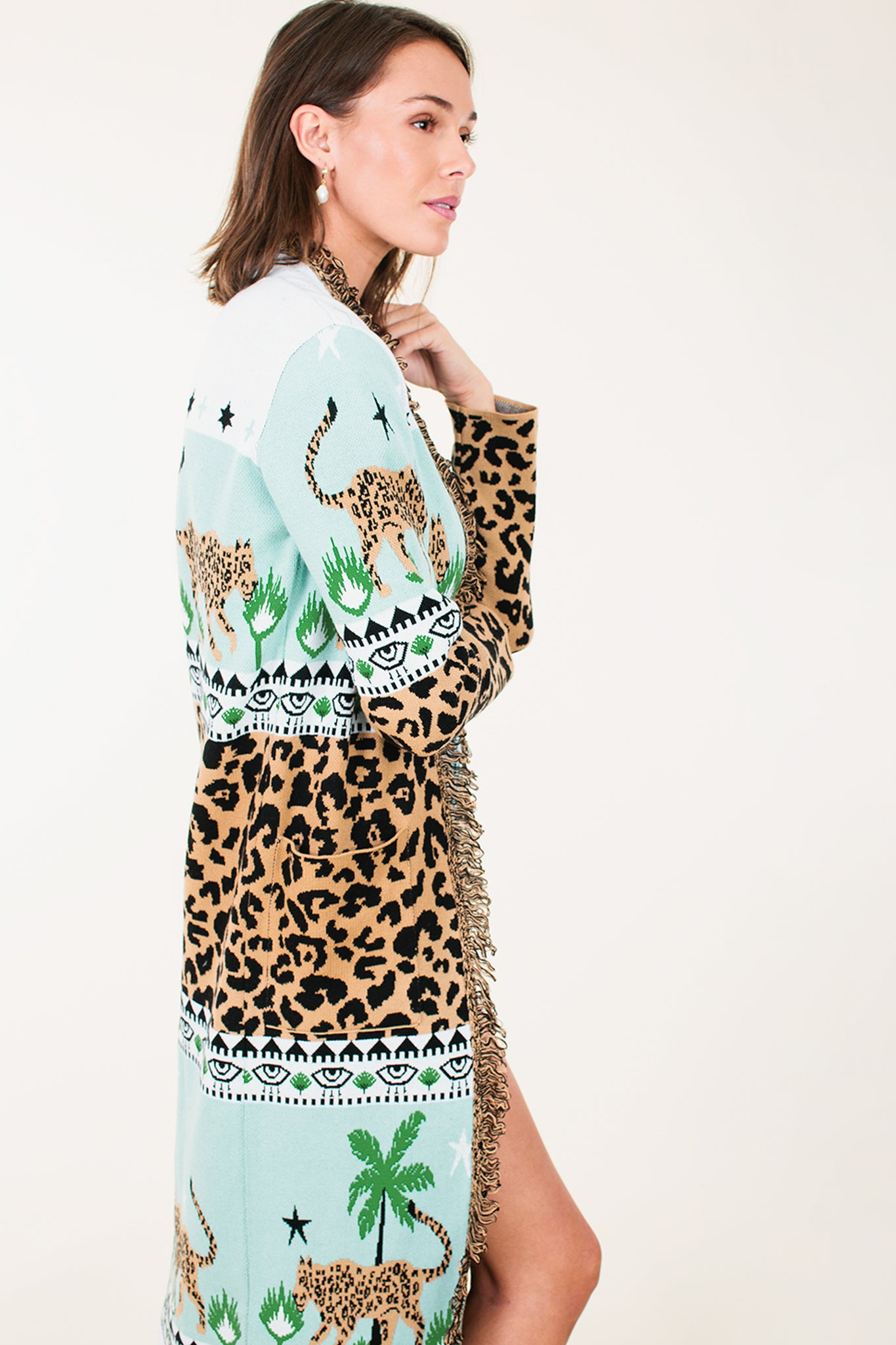 Leopardess Duster 6