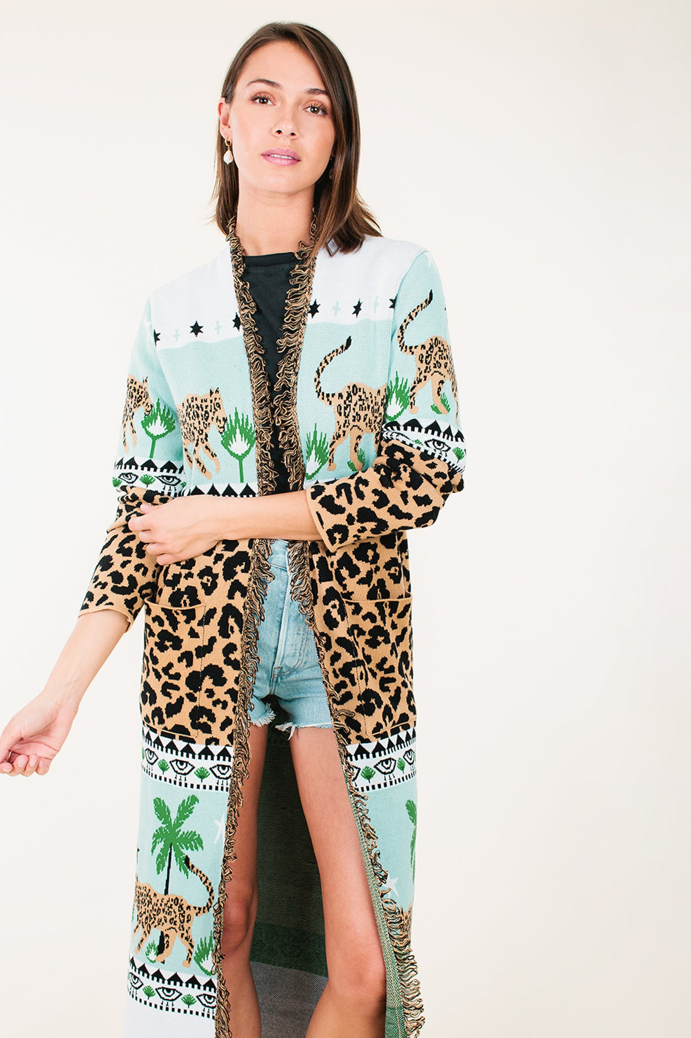 Leopardess Duster 7