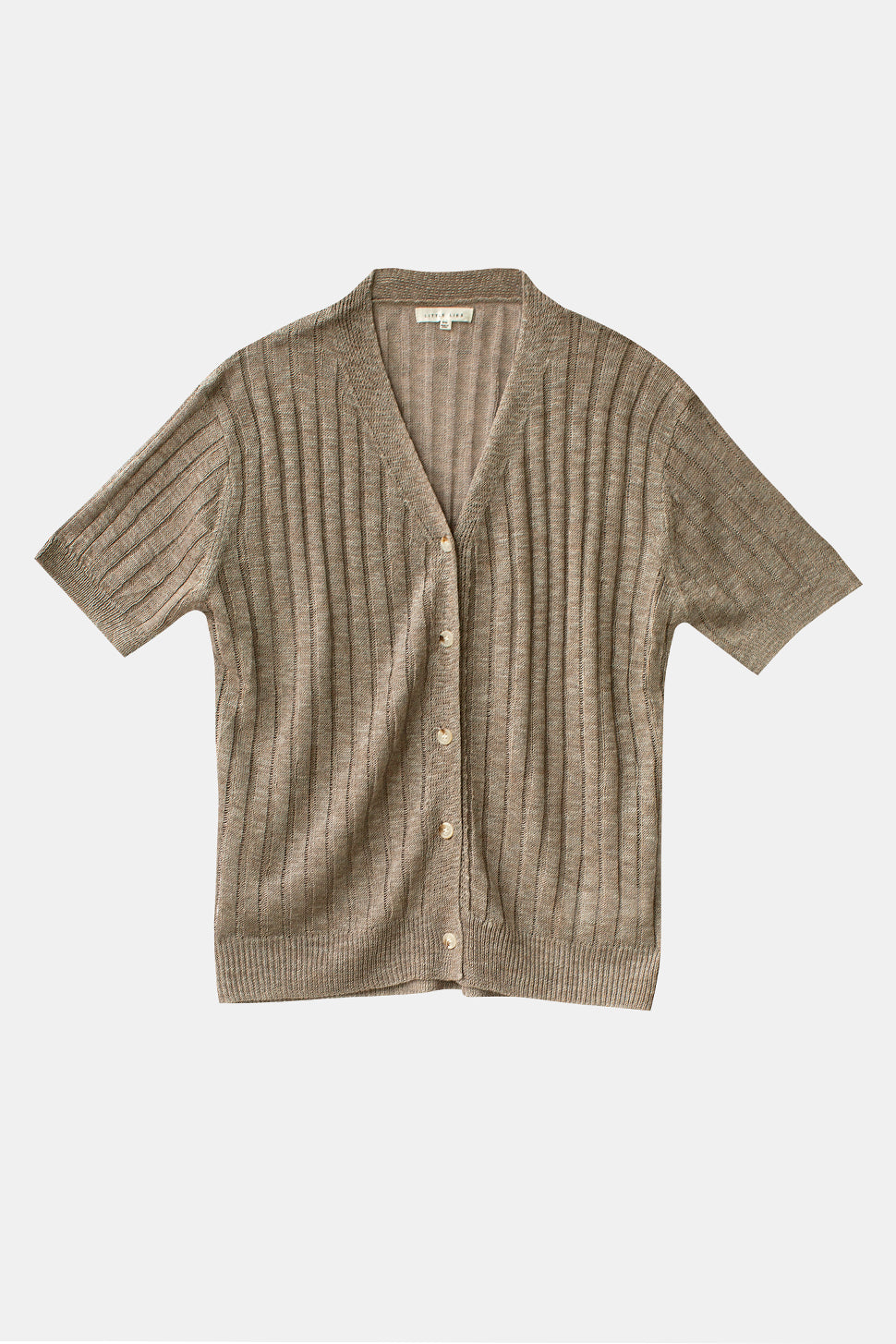 Short Sleeve Cardigan 1