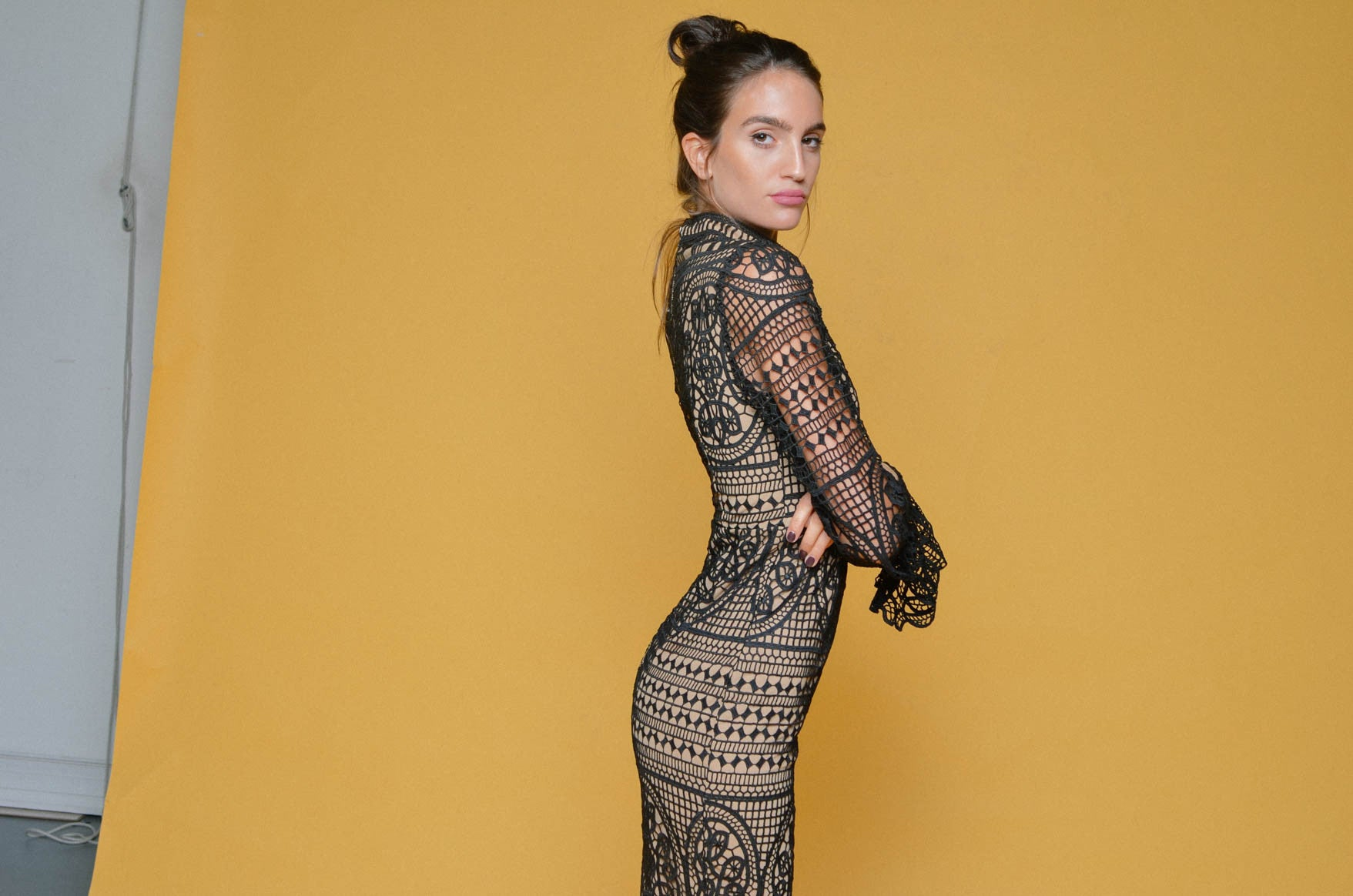 Mania Lace Dress - Ministry of Style - 2