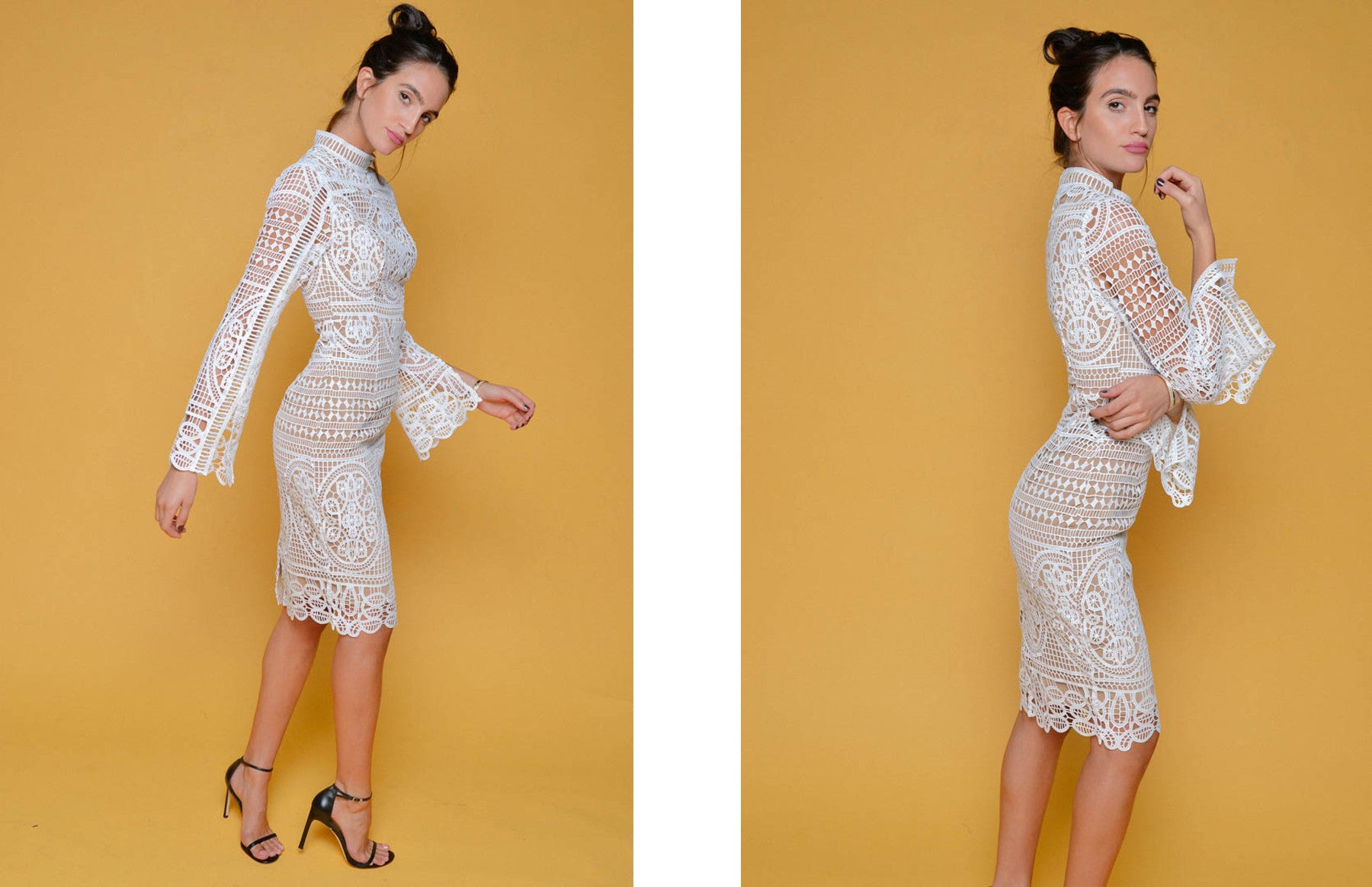 Mania Lace Dress - Ministry of Style - 6