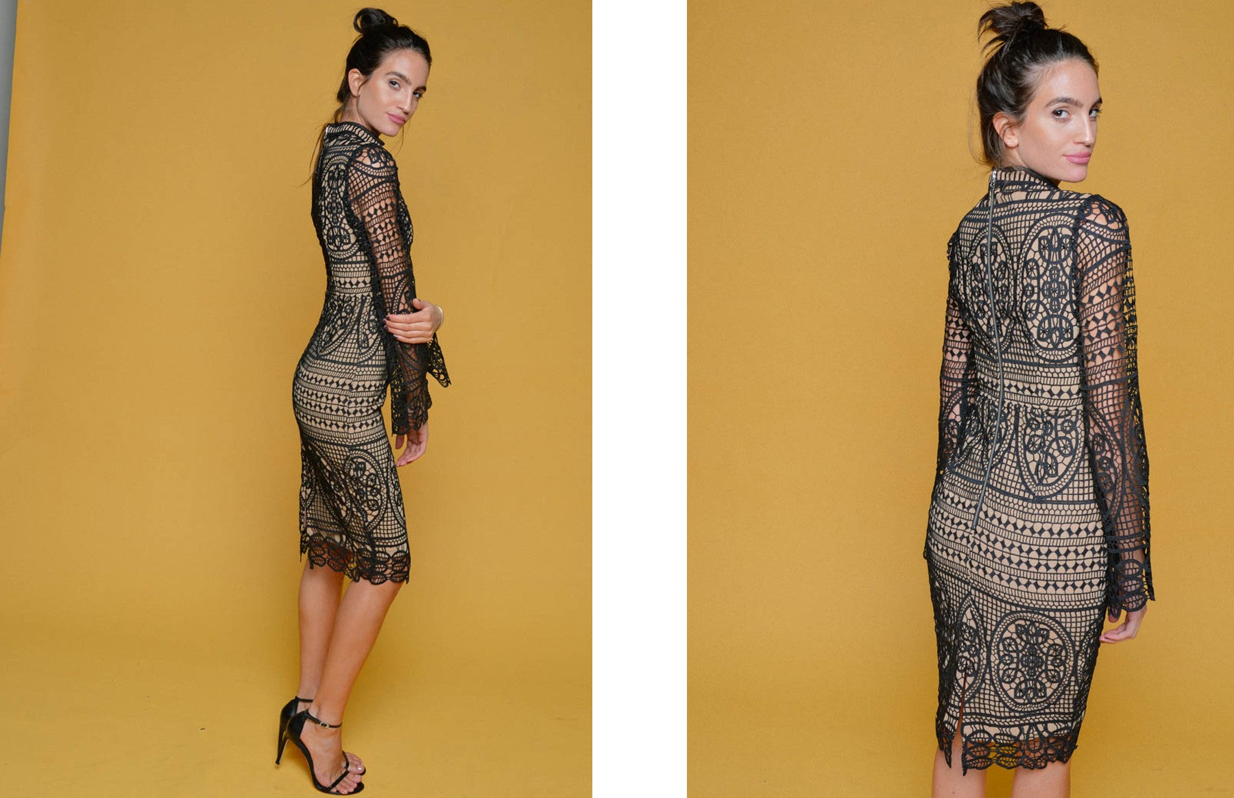 Mania Lace Dress - Ministry of Style - 5