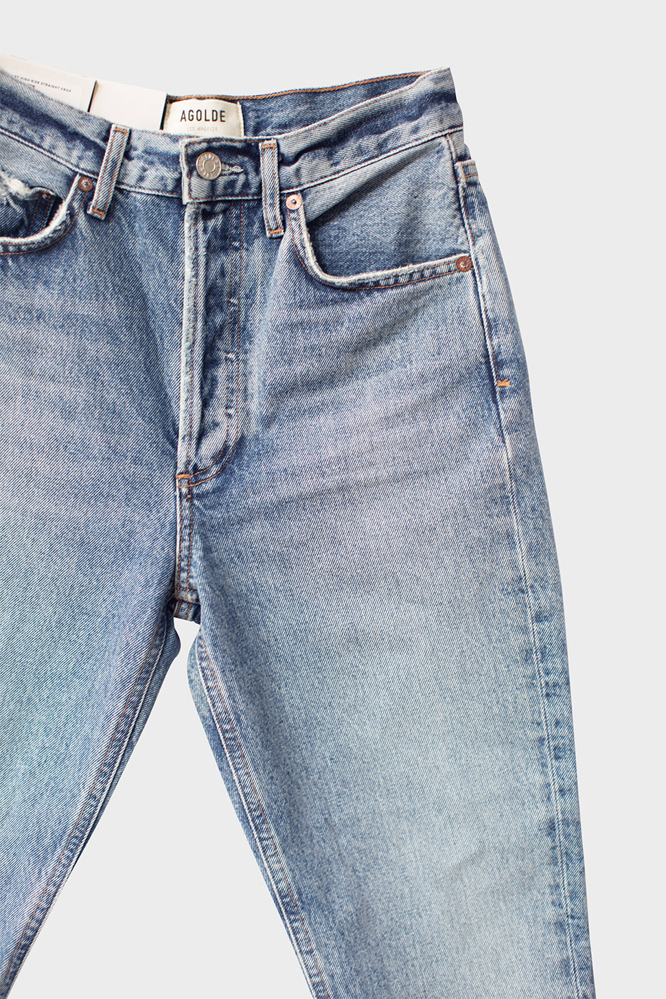 Riley High Rise Jeans 2