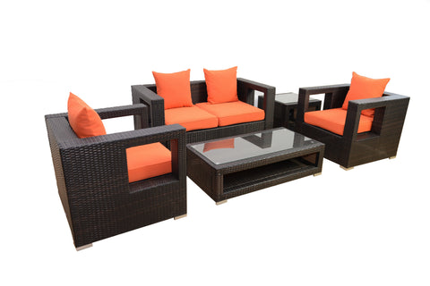AURO 5-Piece Conversation Set