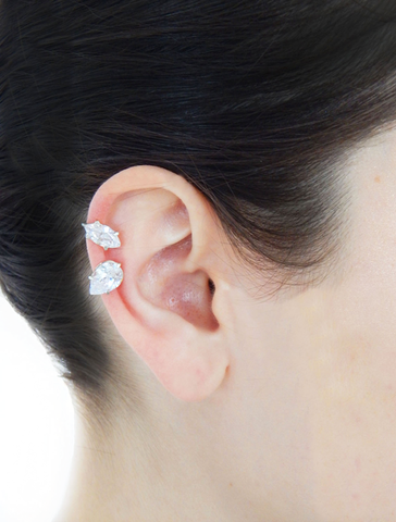 REFLECTION ear cuff