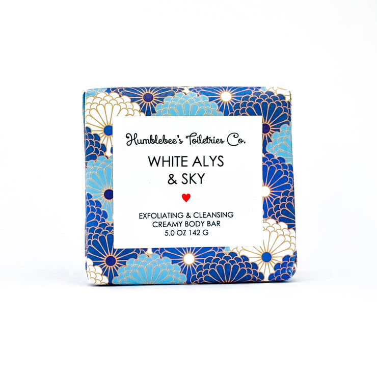 WHITE ALYS & SKY CREAMY BODY BAR