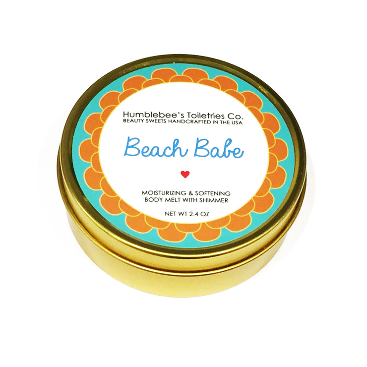 BEACH BABE BODY MELT