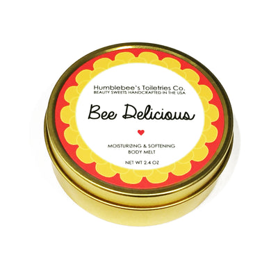 BEE DELICIOUS BODY MELT