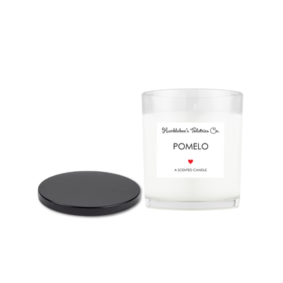 POMELO - A SCENTED CANDLE