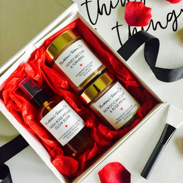 BELOVED ESSENTIALS: SKINCARE BALANCING KIT