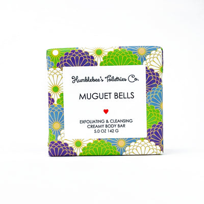 MUGUET BELLS CREAMY BODY BAR