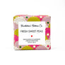 FRESH SWEET PEAS CREAMY BODY BAR