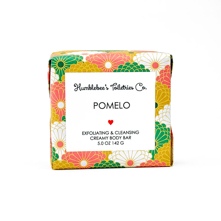 POMELO CREAMY BODY BAR
