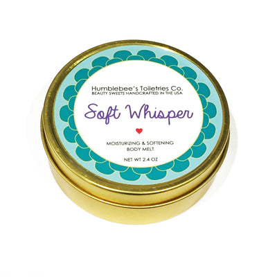 SOFT WHISPER BODY MELT