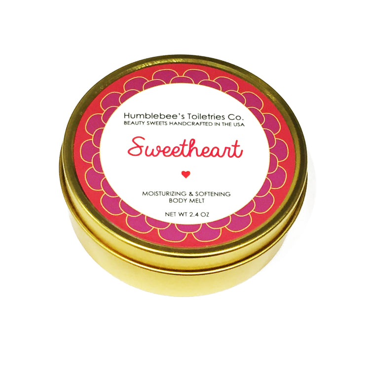 SWEETHEART body melt