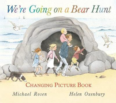 We're Going On A Bear Hunt - Changing Picture Hard Cover Book
