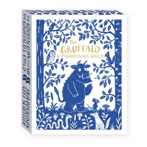 Gruffalo and the Gruffalo's Child Gift Slipcase Set