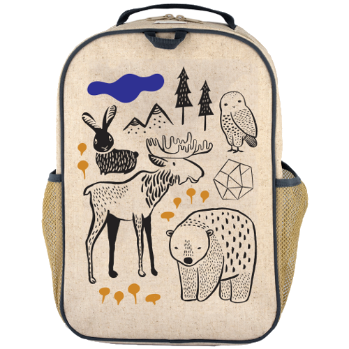 School Backpack - Wee Gallery Nordic