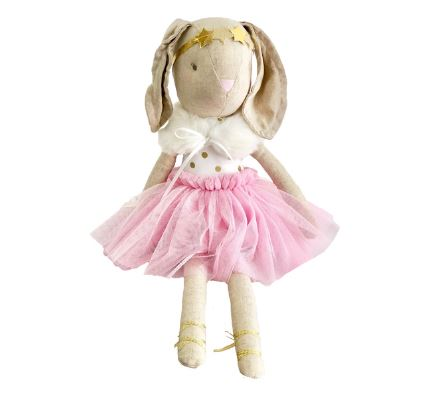 Alimrose - Blair Bunny in Capelet - Pink