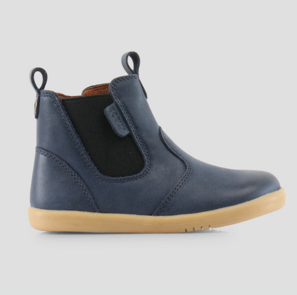 Bobux - I Walk - Jodphur Boot - Navy