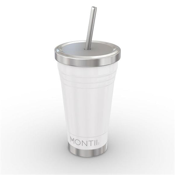 MontiiCo - Smoothie Cup - White