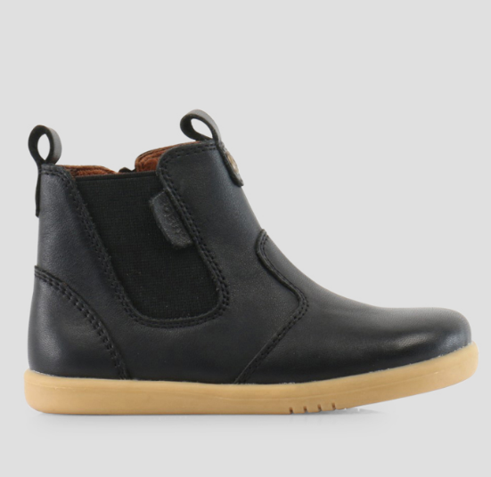Bobux - I Walk - Jodphur Boot - Black