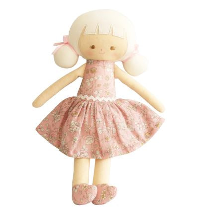 Alimrose - Audrey Doll - Pink Blossom