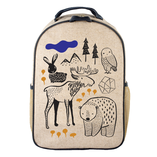 Toddler Backpack - Wee Gallery Nordic