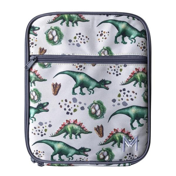 MontiiCo - Insulated Lunch Bag - Dinosaur