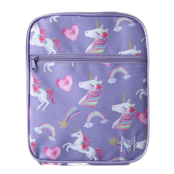 MontiiCo - Insulated Lunch Bag - Unicorn