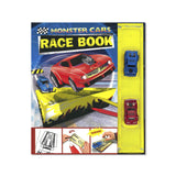 Monster Cars - Race Book