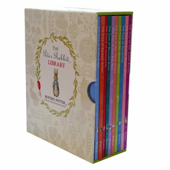Beatrix Potter - The Peter Rabbit Library - Box Set