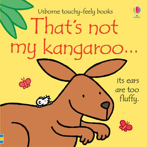 That's Not My Kangaroo - Touch & Feel Board Book
