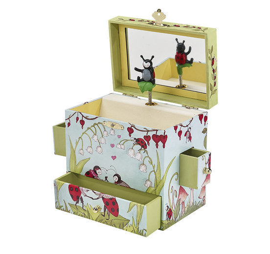 Jewellery Box - Lady Bugs