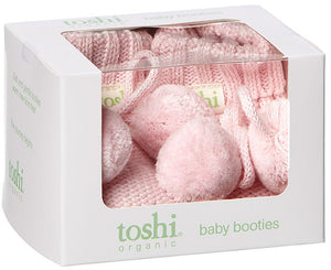 Toshi Booties - Organic Marley - Blossom