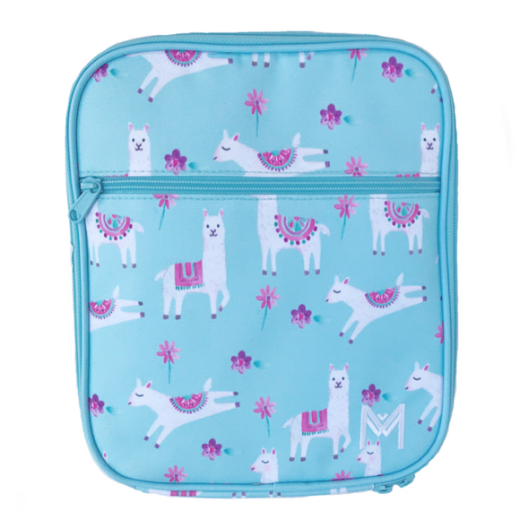MontiiCo - Insulated Lunch Bag - Llama
