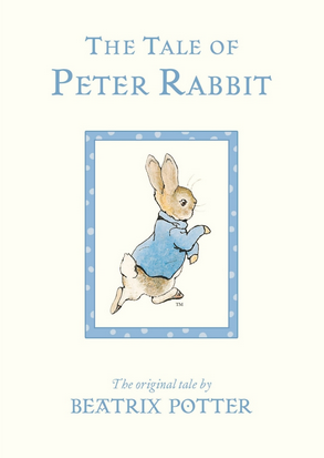 The Tale Of Peter Rabbit - Board Book