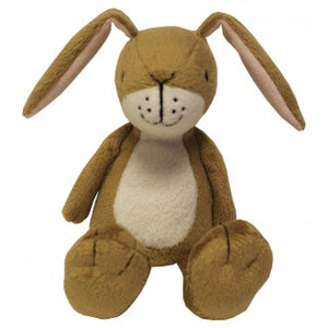 Guess How Much I Love You - Little Hare Plush Rattle